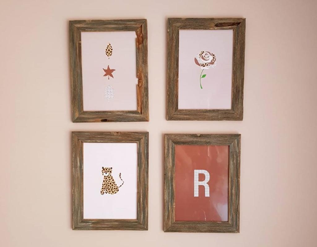Posters voor een kinderkamer