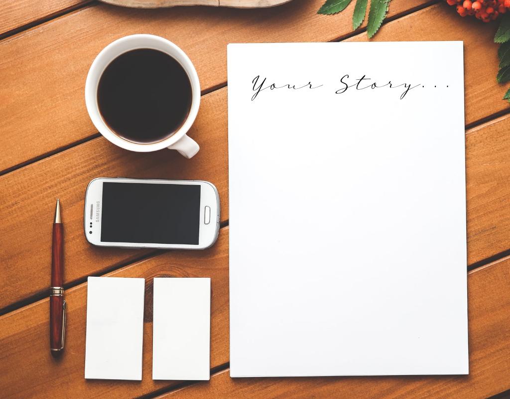 Personal branding story Studio 95
